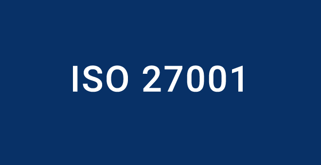 Certificate of Registration (ISO 27001) PDF